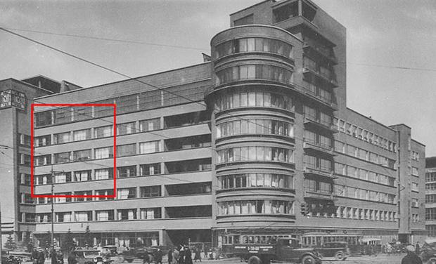 Фото №103 - Москва киношная: 125 культовых мест