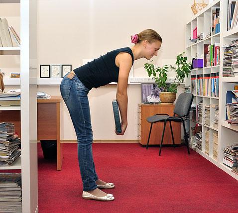 Фото №5 - 7 офисных упражнений для здорового позвоночника