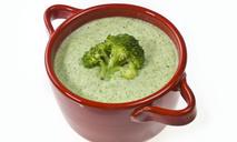 Суп из брокколи со сливками – вкусный и полезный обед. Первые блюда