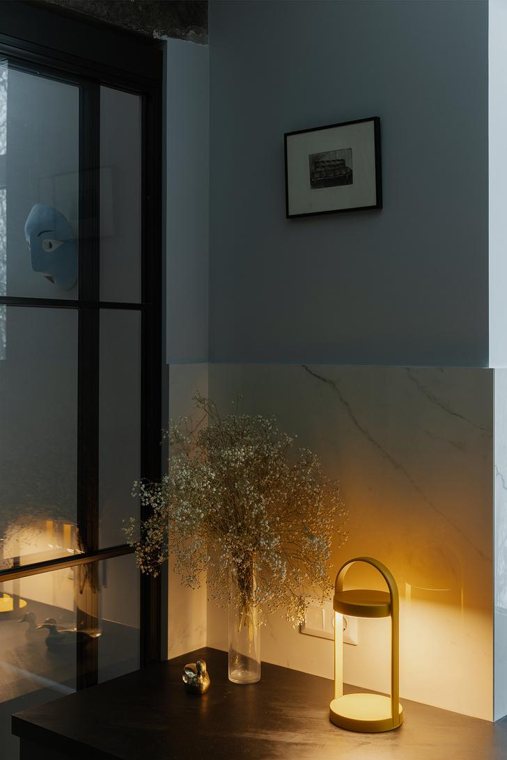 Фото №16 - Color Blocking: яркая квартира 63 м² в сталинке