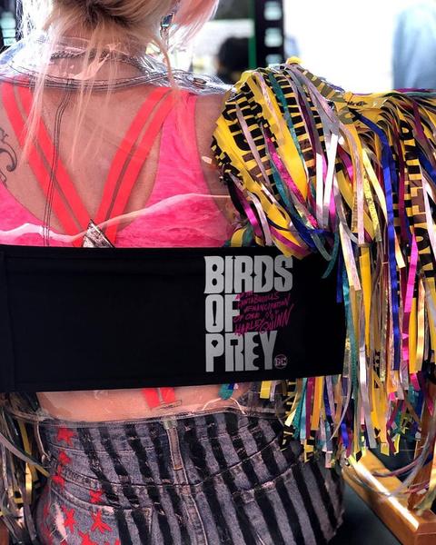 Фото №1 - Марго Робби рассказала о «Хищных птицах» и о своей роли Барби