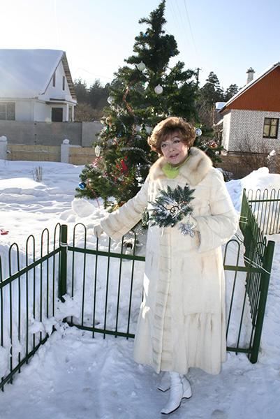 Эдита Пьеха, концерт, 30 декабря 2014