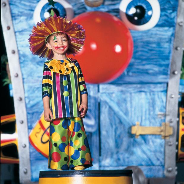 Фото №1 - Клоун в колпаке