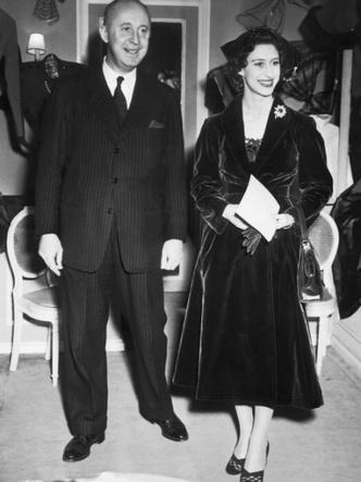 Фото №2 - Модная дружба: принцесса Маргарет и ее особые отношения с Кристианом Диором