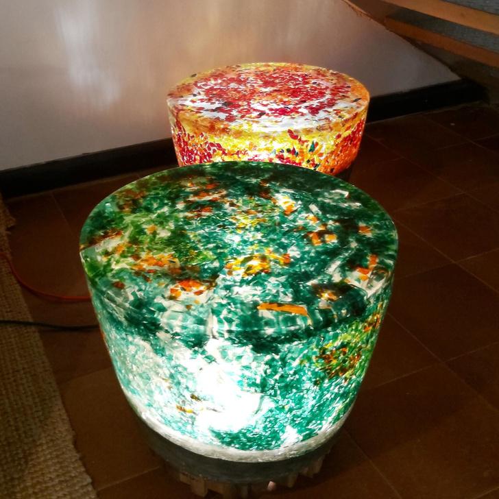 Фото №10 - Выставка Ro Collectible Design 2021 в галерее Россаны Орланди