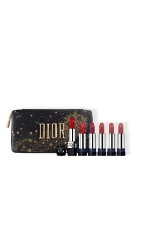 Фото №6 - Зимняя сказка: Dior представляет праздничную коллекцию макияжа Golden Nights