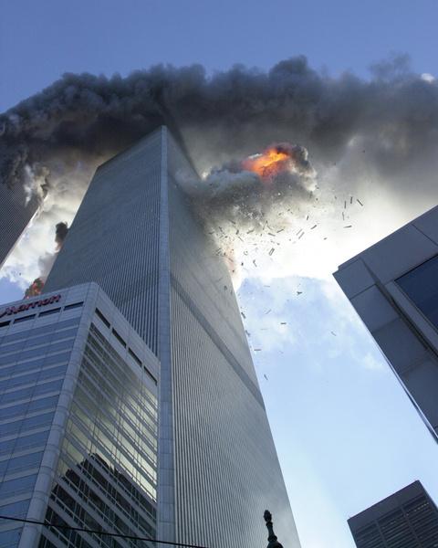 Фото №6 - 149 минут, перевернувших мир: хроника трагедии 11 сентября