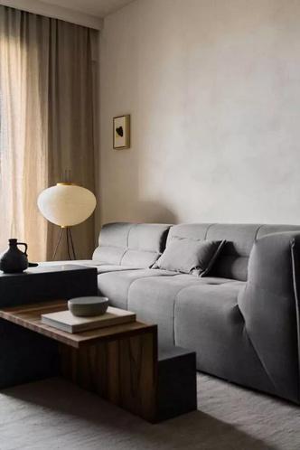 Фото №5 - Квартира в Варшаве с приглушенными цветовыми акцентами
