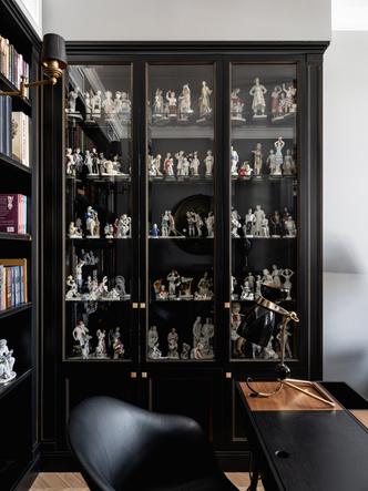 Фото №7 - Эклектичная квартира в центре Москвы: проект декоратора Кати Гердт