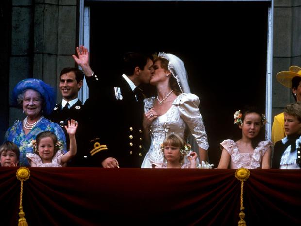 Фото №2 - Почему свадьба Сары Фергюсон и принца Эндрю едва не привела к дипломатическому скандалу