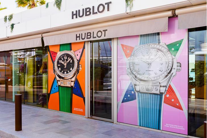 Фото №12 - Где купить стильные часы: Hublot открывает новые бутики на Средиземном море