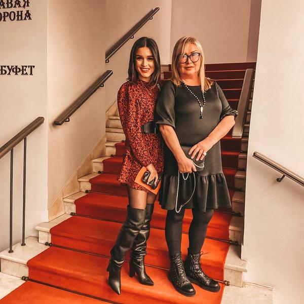 Ксения Бородина, инстаграм, фото, мамы звезд, мамы знаменитостей