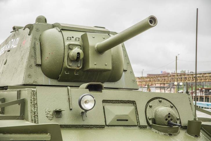 Фото №6 - «Степень поджарки— well done»: сложная судьба огнеметного танка