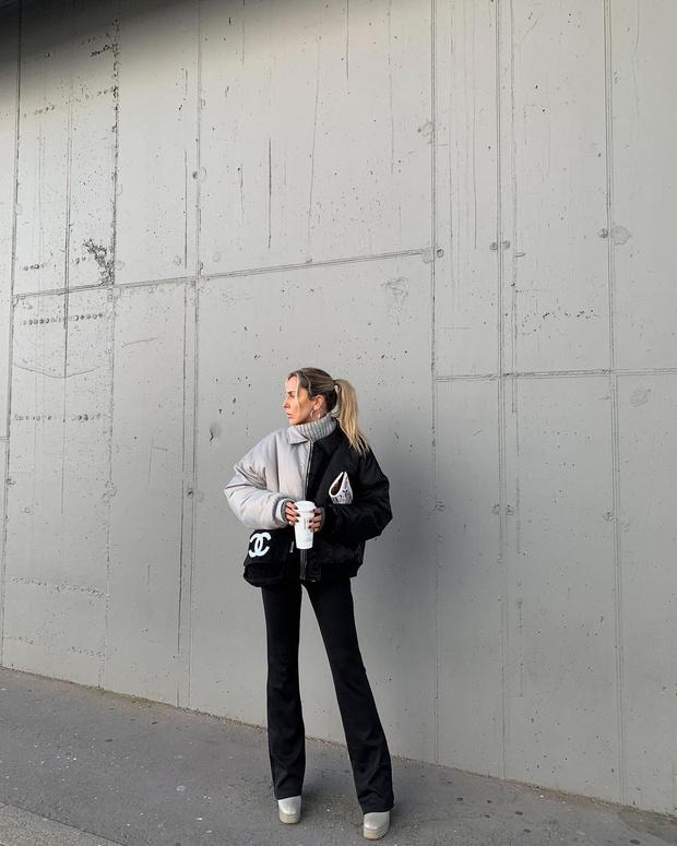 Фото №1 - Вещь сезона: стилист София Коэльо нашла самые актуальные джинсы клеш