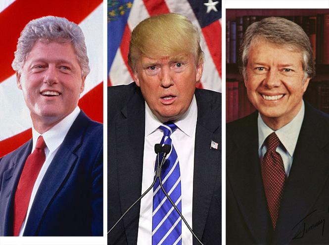 Фото №1 - 12 самых безумных вещей, которые делали и говорили президенты США