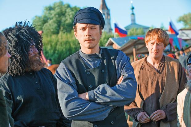 Александр Горбатов фото