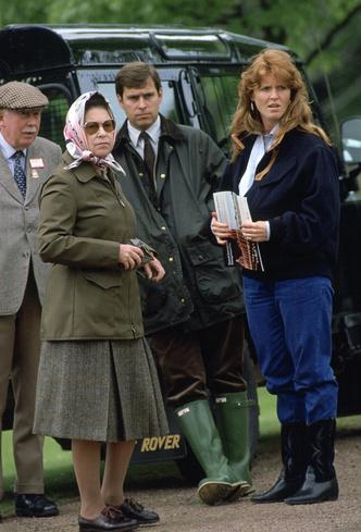 Фото №10 - Запретный плод: как королевские особы носят джинсы