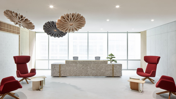 Фото №1 - Офис фармацевтической компании в Дубае