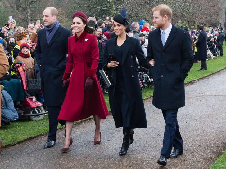 Фото №2 - Королевский гнев: какой поступок испортил отношения Уильяма и Меган (и при чем здесь Арчи)