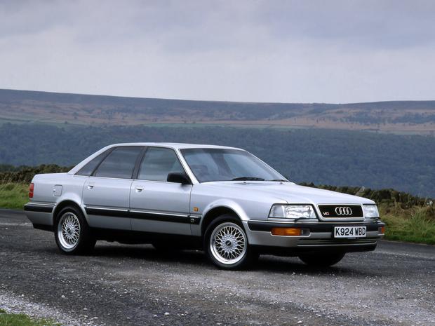 Фото №6 - Восемь Audi, которые потрясли мир