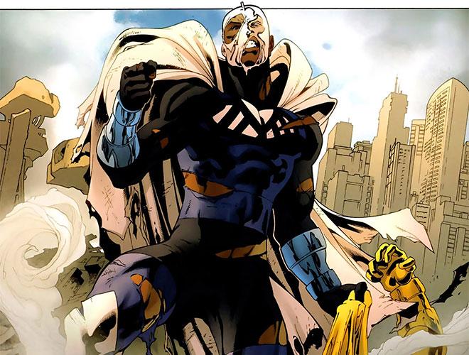 Фото №8 - Человек-Муравей и еще 15 неожиданных героев из комиксов