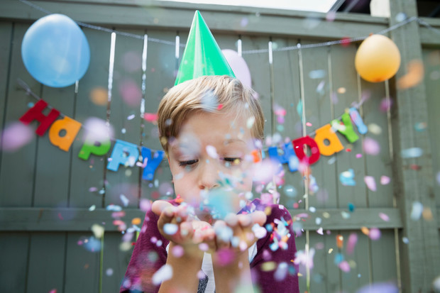 Фото №1 - Детский праздник. #шарикирадуютвсех