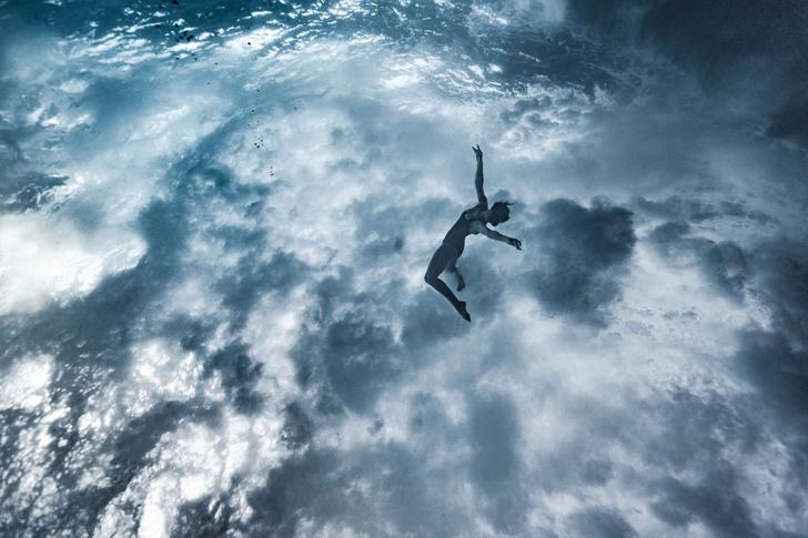Фото №1 - Полет в волнах