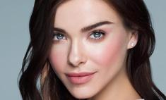 В полосочку: Темникова перестаралась с макияжем