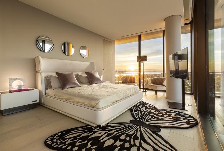 Фото №5 - Пентхаус в Майами по дизайну Антонио Читтерио