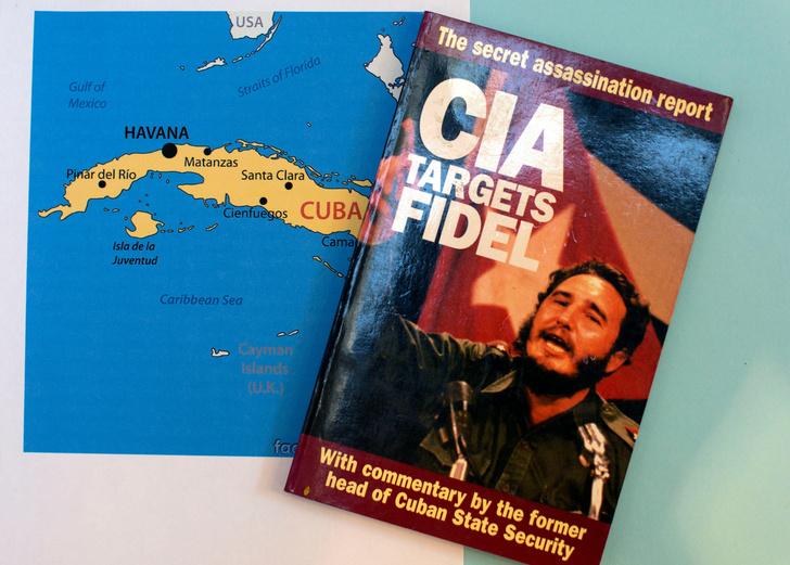 Фото №4 - Лидер революции: 10 мифов о Фиделе Кастро