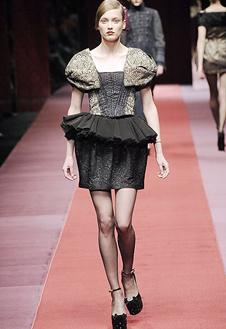 Фото №5 - Показ D&G на Неделе Моды в Милане