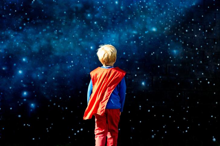 Фото №1 - Что про вашего ребенка знают астрологи?