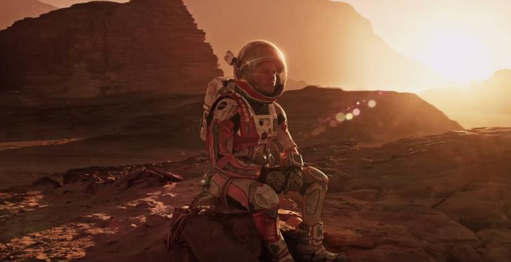 Фото №1 - Роскосмос опубликовал снимки летнего Марса