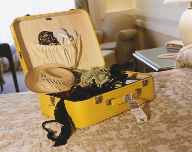 Фото №3 - Как собрать чемодан в отпуск?