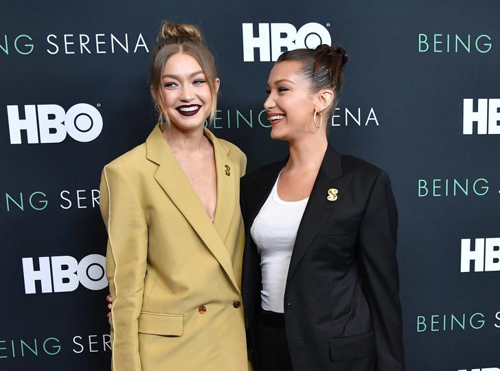Фото №2 - Джиджи и Белла Хадид: сестры-соперницы