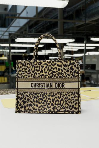 Фото №6 - От сумок до обуви: как выглядят самые модные вещи Dior с леопардовым принтом