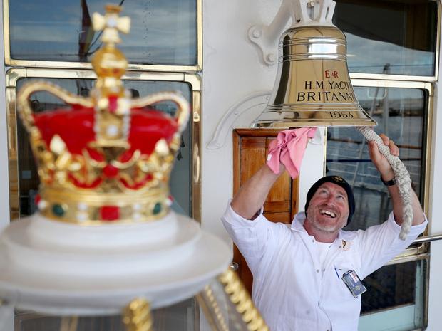 Фото №15 - Плавучий дворец Елизаветы: как выглядела любимая яхта Королевы (и как она проводила там время)