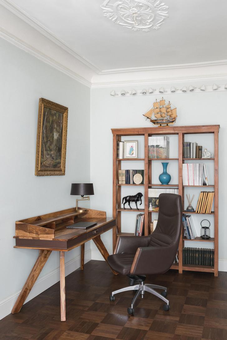 Фото №12 - В гостях у петербургских архитекторов Игоря Черновола и Марии Илюк