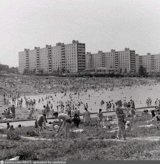 Фото №4 - Как спасались от жары в СССР (ностальгическая галерея)