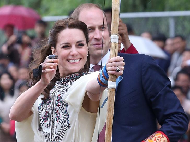 Фото №6 - 10 милых и забавных фото, доказывающих, что Кейт и Уильям— обычная семейная пара