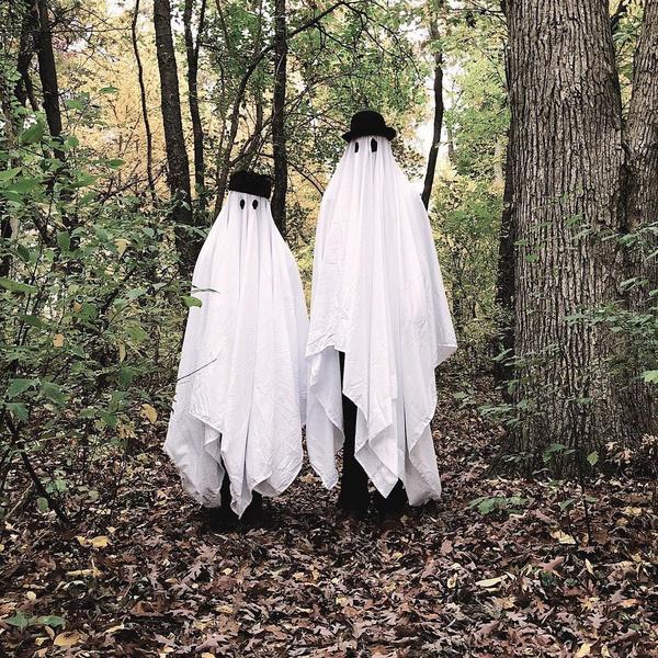 Фото №2 - 20 костюмов на Хэллоуин, которые можно носить с маской