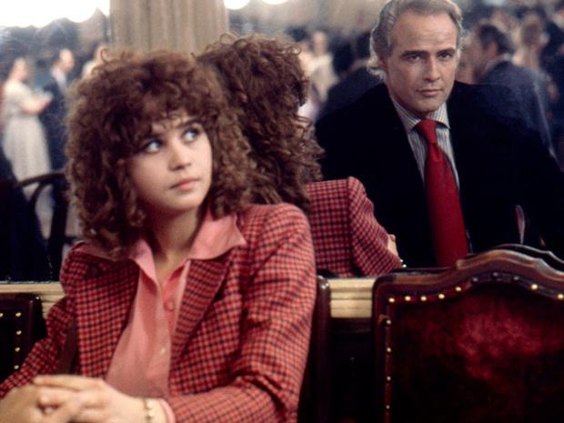 Кадр из фильма «Последнее танго в Париже» (1972 год)
