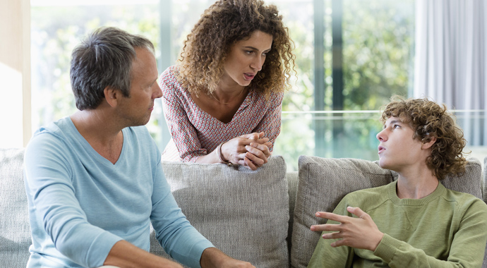 6 правил воспитания «трудных» подростков