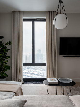 Фото №2 - Маленькая квартира по проекту Ильи Гульянца в Москве