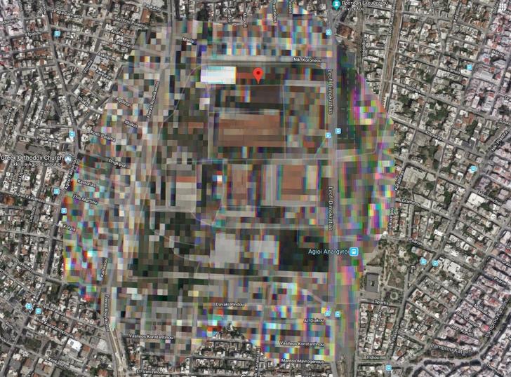 Фото №5 - 5 мест, которые страны запрещают показывать на картах «Гугла»