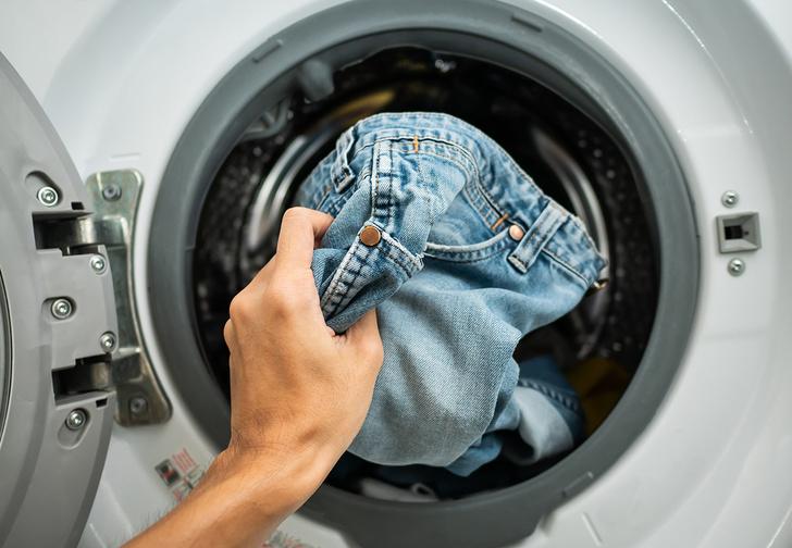 Фото №1 - Как носить джинсы вечно