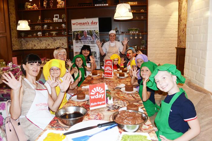 Фото №40 - Готовим детский тортик: смотрите, как весело и легко!