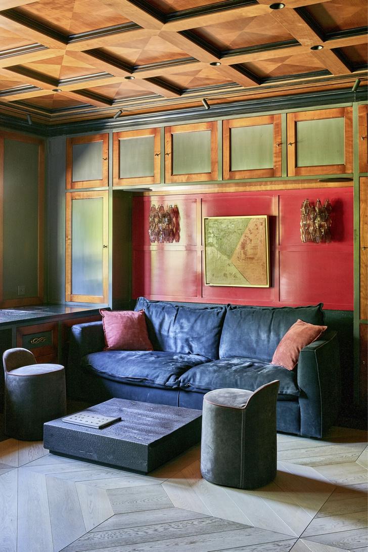 Фото №6 - Oзерный край: дом в Женеве