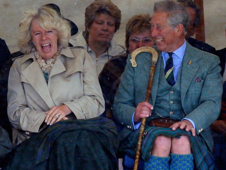 Фото №13 - Любовь сквозь годы: 20 самых трогательных фото принца Чарльза и герцогини Камиллы