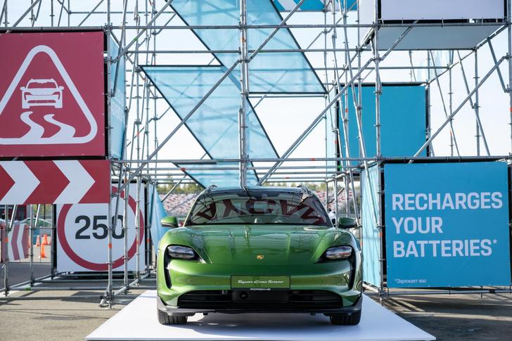 Фото №3 - Большой фестиваль Porsche прошел на Moscow Raceway